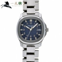 Patek Philippe 5066A-010 Steel Aquanaut 34mm pre-owned