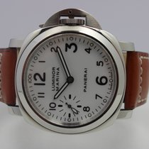 Panerai Luminor Marina tweedehands 44mm Wit Doornsluiting