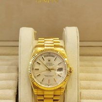 Rolex Day-Date 36 Yellow gold 36mm Champagne No numerals Malaysia, KUALA LUMPUR