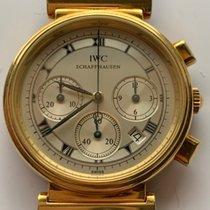 IWC Da Vinci Chronograph IW3739 1991 pre-owned