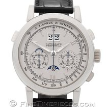 A. Lange & Söhne 410.025 Platinum 2008 Datograph 41mm pre-owned