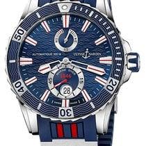 Ulysse Nardin Diver Chronometer Steel Blue United States of America, New York, Brooklyn