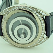 Chopard Happy Diamond Spirit 18K Solid White Gold