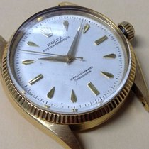Rolex Oyster Perpetual Officially Certified Chronometer, Gold 18k