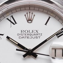 "Rolex Datejust Oysterquartz 17000 ""Buckley"" Dial, Black Roman,..."