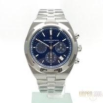 Vacheron Constantin Overseas Chronograph Steel 42,5mm Blue No numerals