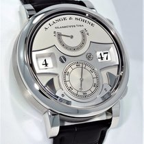 A. Lange & Söhne 145.025 Zeitwerk Striking Time Platinum Very...