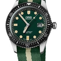 Oris Steel Divers Sixty Five 42mm new United States of America, New York, Airmont