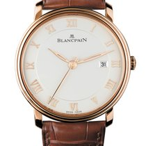 Blancpain Villeret Ultra-Slim new Automatic Watch only 6651-3642-55B