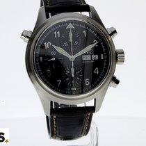 IWC Pilot Double Chronograph IW371333 2003 pre-owned