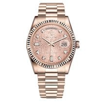 Rolex Day-Date 36 new 36mm Rose gold