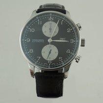 IWC Portuguese Chronograph Acero 41mm Arábigos