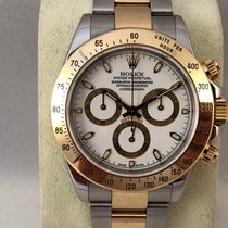 Rolex Daytona steel/gold 116523