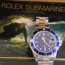 Rolex Submariner Date purple dial