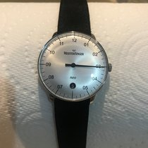 Meistersinger 36mm Automatic 2018 new Neo Silver