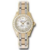 Rolex Żółte złoto 29mm Automatyczny 80298bic md nowość