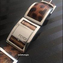 baaab1d1f46 Fendi 20mm Quartzo usado Prata