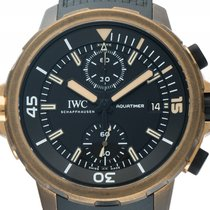 IWC Aquatimer Expedition Charles Darwin Bronze Automatik...