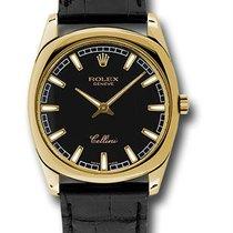 Rolex Cellini Danaos pre-owned 38mm White gold