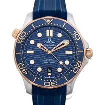 Omega Seamaster Diver 300 M 210.22.42.20.03.002 new