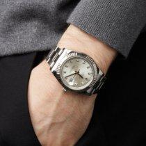 Rolex Datejust II 41mm Goud/Staal