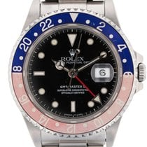 Rolex 16710 Steel GMT-Master II 40mm