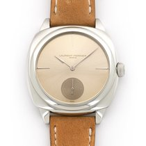 Laurent Ferrier Steel 40mm Manual winding pre-owned
