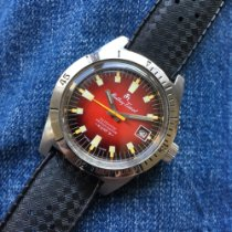Mathey-Tissot 38mm Automatic 1970 pre-owned Red