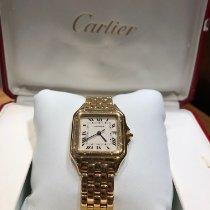 Cartier Panthère Yellow gold 22mm Roman numerals
