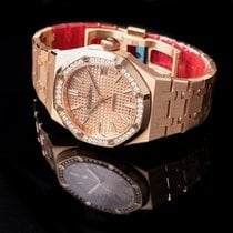 Audemars Piguet Royal Oak Lady 15451or.zz.1256or.03 new