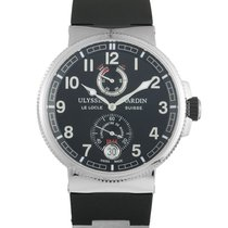 Ulysse Nardin Marine Chronometer Manufacture 1183-126-3/62 new