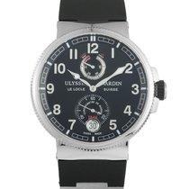 Ulysse Nardin Marine Chronometer Manufacture 1183-126-3/62 new