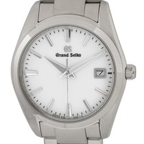 Seiko Grand Seiko Steel 37mm White United States of America, Texas, Austin