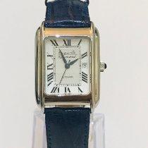Auguste Reymond Acero 35mm Automático Damen Uhr Auguste Reymond Automatik aus Stahl usados