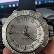 Ball Engineer Hydrocarbon Deepquest Titanium 43mm Silver No numerals United States of America, New York, glen head