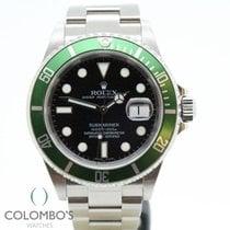 Rolex Submariner Date 16610LV 2007 gebraucht