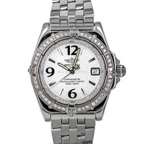 Breitling Callisto Steel 34.4mm Silver United States of America, Maryland, Baltimore, MD