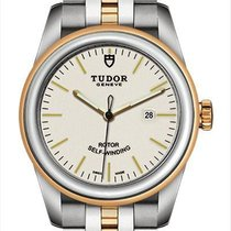Tudor Glamour Date 53003-0065 New Steel 31mm Automatic