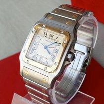 Cartier Santos Galbée 187901 1990 pre-owned