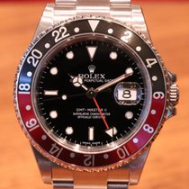 Rolex Steel Automatic 16710 pre-owned
