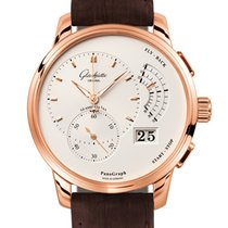 Glashütte Original PanoGraph Rose gold 40mm United States of America, Florida, Sunny Isles Beach