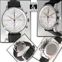 IWC Portuguese Chronograph IW371401 2010 new