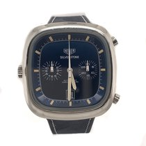 Heuer Steel 40mm Automatic pre-owned United States of America, New York, New York