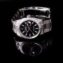 Rolex Datejust White gold 36mm Black United States of America, California, Burlingame