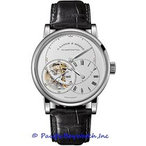 A. Lange & Söhne Platinum 42mm Manual winding 760.025 pre-owned United States of America, California, Newport Beach