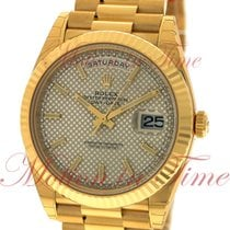 Rolex 228238 sdmip Or jaune Day-Date 40 40mm occasion