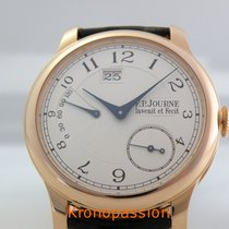 F.P.Journe Rose gold 40mm Automatic OCTA AUTOMATIQUE RESERVE pre-owned