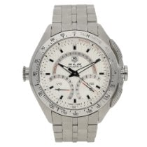 TAG Heuer SLR Steel 47mm Silver No numerals United Kingdom, Liverpool