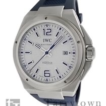 IWC Ingenieur Automatic Steel 46mm White United States of America, New York, Hartsdale