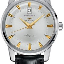 Longines Conquest Heritage Steel 40mm Silver United States of America, New York, Airmont